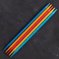 Addi Colibri 5mm 15cm Renkli Çorap Şişi - 204-7