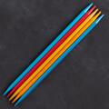 Addi Colibri 7mm 23cm Renkli Çorap Şişi - 204-7