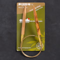 Addi Olive Wood 10 mm 60 cm Zeytin Ağacı Misinalı Örgü Şişi - 575-7