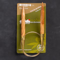 Addi Olive Wood 12mm 60cm Circular Knitting Needles - 575-7
