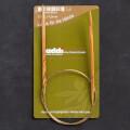 Addi Olive Wood 4.5mm 60cm Circular Knitting Needles - 575-7
