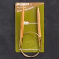Addi Olive Wood 9 mm 60 cm Zeytin Ağacı Misinalı Örgü Şişi - 575-7