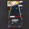 Addi Addilinos 4mm 60cm Short Tips Circular Knitting Needles - 106-7