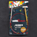 Addi Addilinos 5mm 60cm Short Tips Circular Knitting Needles - 106-7