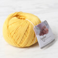 ANCHOR BABY PURE COTTON 4PLY 50G SARI EL ÖRGÜ İPİ - 4804000 -  00305
