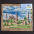 Orchidea 40x50cm Printed Gobelin, Sultan Ahmet Mosque - Istanbul - 2735M