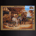Orchidea 50x70cm Printed Gobelin, John Frederick Herring - The Hay Cart - 2797R