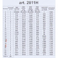 ORCHİDEA 24 x 30 cm Cam Vazodaki Güller Baskılı Goblen 2811H