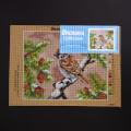 Orchidea 24x30cm Printed Gobelin, Sparrow - 2820H