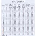 ORCHİDEA 24 x 30 cm Nehir Kenarındaki Ev Baskılı Goblen 2688H