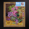 Orchidea 40x50cm Printed Gobelin, Clara von Sivers - Still Life - 2904M