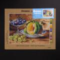 ORCHİDEA 30 x 40 cm Bal Kabağı Tabağı Baskılı Goblen 2886J