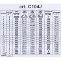 ORCHİDEA 30 x 40 cm Kediler Baskılı Goblen C104J