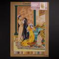 Orchidea 40x60cm Printed Gobelin, Osman Hamdi Bey - Sultan's Favorite - C124Q