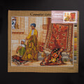 Orchidea 40x50cm Printed Gobelin, Osman Hamdi Bey - The Carpet Merchant - C126M