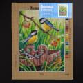 ORCHİDEA 30 x 40 cm Daldaki Kuşlar Baskılı Goblen 3049J