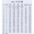 ORCHİDEA 40 x 50 cm Kuğular Baskılı Goblen C127M