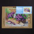 Orchidea 24x30cm Printed Gobelin, Paul de Longre - Invoice of Violets - 3087H