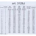 ORCHİDEA 30 x 40 cm Gelincikler Baskılı Goblen 3129J