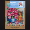 Orchidea 24x30cm Printed Gobelin, Tulips and Cherries - 2407H