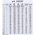 ORCHİDEA 24 x 30 cm Hercai Menekşesi Baskılı Goblen 2403H