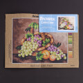 Orchidea 24x30cm Printed Gobelin, Still Life with Fruit - 2417H