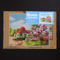 Orchidea 24x30cm Printed Gobelin, Spring Landscape - 2173H