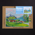 Orchidea 24x30cm Printed Gobelin, Mountain Landscape - 2362H