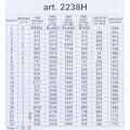 ORCHİDEA 24 x 30 cm Bahar kulübesi Baskılı Goblen 2238H