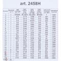 ORCHİDEA 24 x 30 cm Hercai Menekşe Buketi Baskılı Goblen 2458H - Bouquet of Pansies