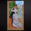Orchidea 35x70cm Printed Gobelin, August Renoire - Dance in the City - 1429Q