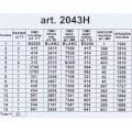 ORCHİDEA 24 x 30 cm Şakayık Baskılı Goblen 2043H