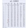 ORCHİDEA 24 x 30 cm Kuş Yuvası Baskılı Goblen 2486H