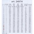 ORCHİDEA 24 x 30 cm  Bahar Çiçekli Yol Baskılı Goblen 2497H