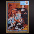 Orchidea 50x70cm Printed Gobelin, Auguste Renoir - Mrs. Charpentier with Children - 2232R