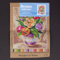 Orchidea 24x30cm Printed Gobelin, Bouquet of Tulips - 2572H