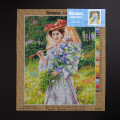 Orchidea 40x50cm Printed Gobelin, Mykola Pymonenko - Summer - Woman in a White Dress - 2592M