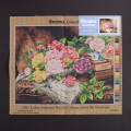 Orchidea 40x50cm Printed Gobelin, Edward George Handel Lucas - Roses from the Vicarage - 2655M