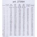 Orchidea 24x30cm Edward Chalmers Leavitt Pansies Baskılı Goblen - 2709H