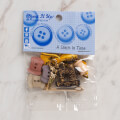 Dress It Up Creative Button Assortment, A Stitch in Time - 348