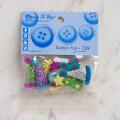 Dress It Up Creative Button Assortment, Button Fun - 739