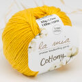 La Mia Cottony Baby Yarn, Mustard Yellow - P18-L018