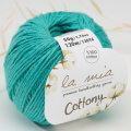 La Mia Cottony Baby Yarn, Green - P8-L008