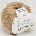 La Mia Cottony Baby Yarn, Beige - P4-L004