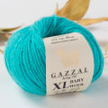 Gazzal Baby Wool XL Knitting Yarn, Blue - 832XL