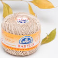 Dmc Babylo 50gr Cotton crochet thread No:10, Beige - 842