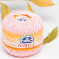 Dmc Babylo 50gr Cotton crochet thread No:10, Pinkish White - 818