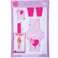 Little Lady Tailor Kes Dik Giydir Oyuncak Bebek Kıyafeti