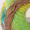 Yarnart Magic Yeşil Ebruli El Örgü İpi - 600