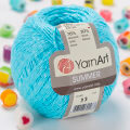 Yarnart Summer Yarn, Blue - 33